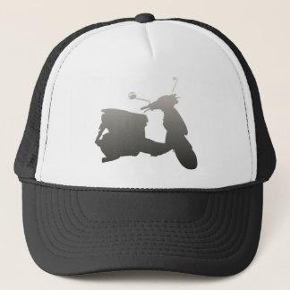 Eu sou um chapéu genuíno do amigo boné