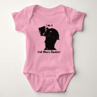 Eu sou um Creeper da criança da filha dos mineiros Camisetas