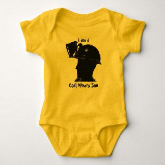 Eu sou um Creeper da criança do filho dos mineiros Camisetas