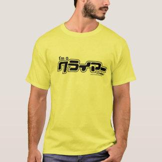 Eu sou um montanhista camiseta