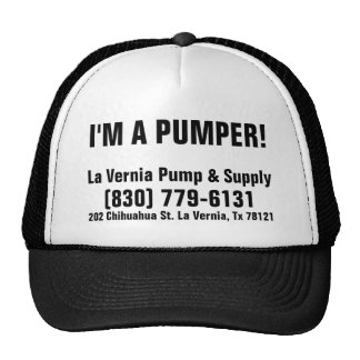 Eu sou um Pumper! Bomba & fonte de Vernia do La Boné