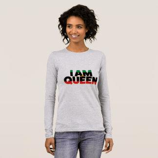 Eu sou uma camisa da rainha