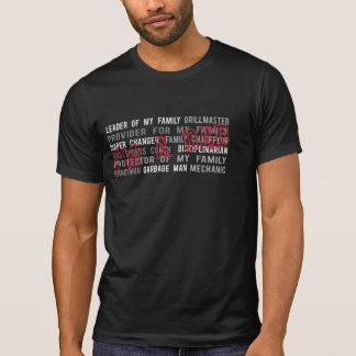 Eu sou uma camisa do pai