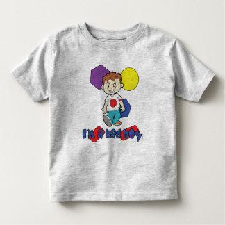 Eu sou uma camisa má da criança t do menino tshirt