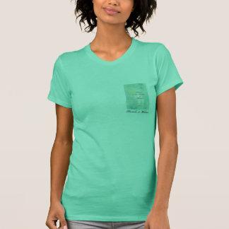 Eu sou uma criação nova na camiseta do cristo