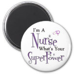 Eu sou uma enfermeira imas