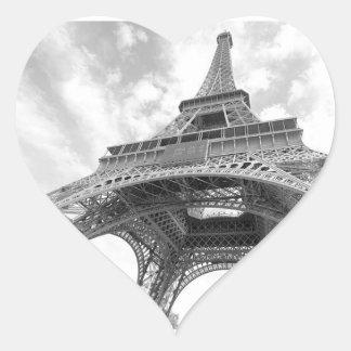 Eu te amo adesivo coração