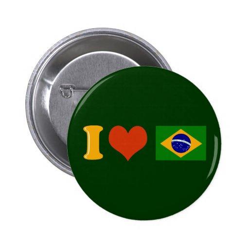 Eu te amo Brasil Boton