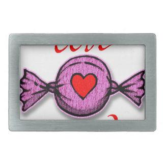 Eu te amo (doces cor-de-rosa)