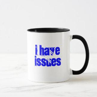 Eu tenho a caneca de café das edições