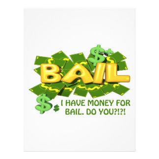 Eu tenho o dinheiro para a caução faço-o panfletos personalizado