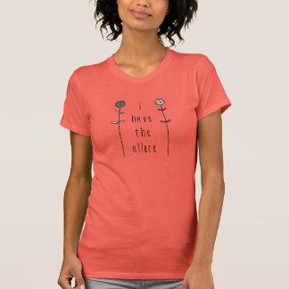Eu tenho o fascínio camiseta