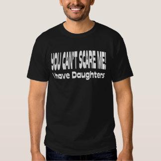 Eu tenho o t-shirt do dia dos pais das filhas