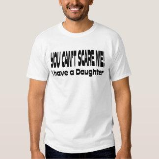 Eu tenho um t-shirt do dia dos pais da filha