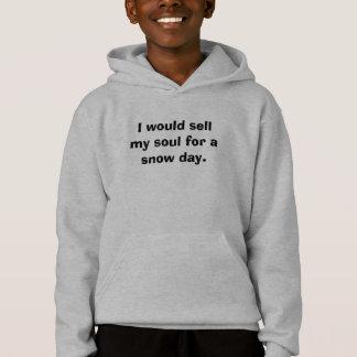 Eu venderia minha alma por um dia da neve