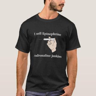 Eu vendo a epinefrina aos toxicómanos da camiseta