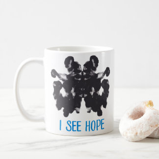 Eu ver a caneca da esperança