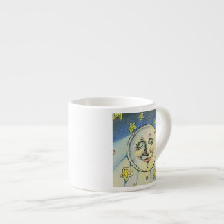 Eu ver a caneca do café da lua