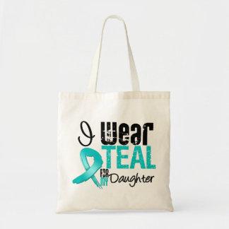 Eu visto a fita da cerceta para minha filha bolsas para compras