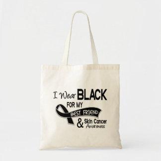 Eu visto o preto para meu cancer de pele do melhor sacola tote budget