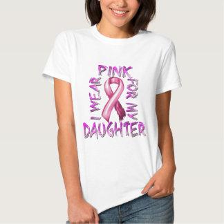Eu visto o rosa para meu Daughter.png T-shirts