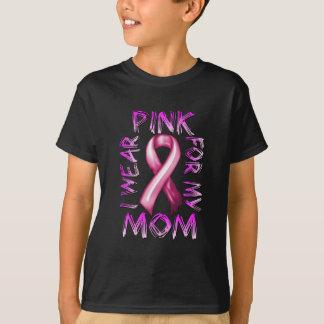 Eu visto o rosa para meu Mom.png Camiseta