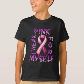 Eu visto o rosa para Myself.png Camiseta