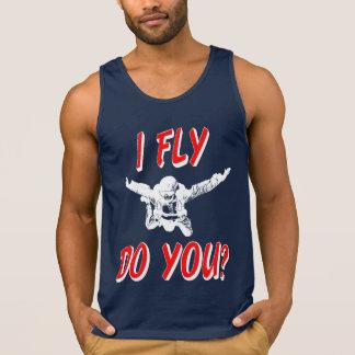 Eu vôo, faz você? (branco)