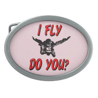 Eu vôo, faz você? (preto)