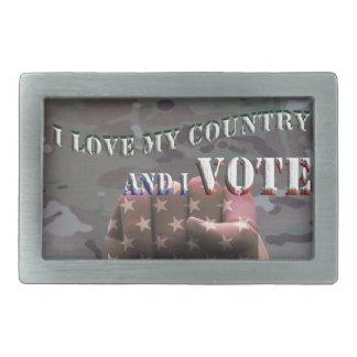 eu voto