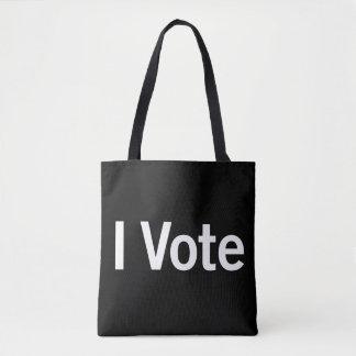 Eu voto o bolsa - texto branco