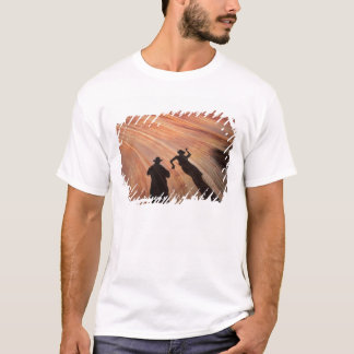 EUA, arizona, escadaria grande Escalante Camiseta