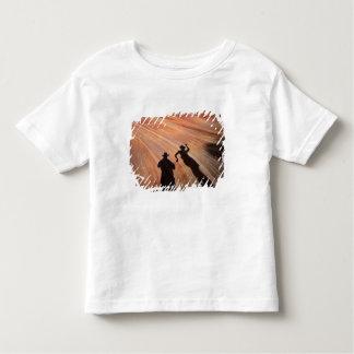 EUA, arizona, escadaria grande Escalante Camiseta Infantil