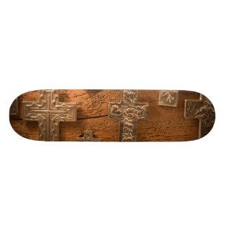 EUA, arizona, Tubac: Os primeiros 3 da arizona sul Shape De Skate 19,7cm
