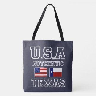 EUA autênticos patrióticos muito legal e bandeiras Bolsa Tote