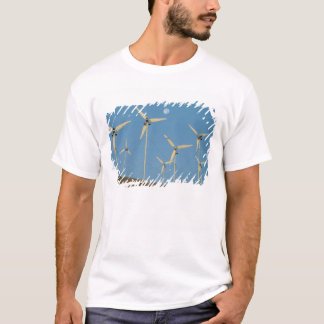 EUA, Califórnia, passagem de Altamont, geradores Camiseta