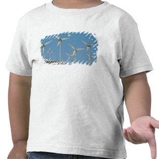 EUA, Califórnia, passagem de Altamont, geradores Camisetas