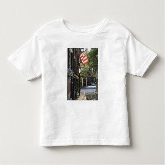EUA, Massachusetts, Boston, monte de baliza Camisetas