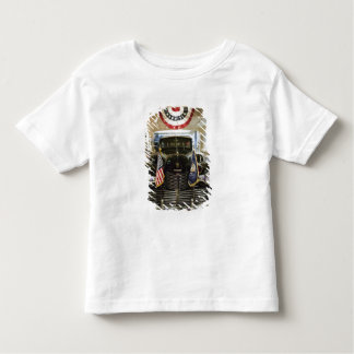 EUA, Michigan, Dearborn: O museu de Henry Ford, T-shirt