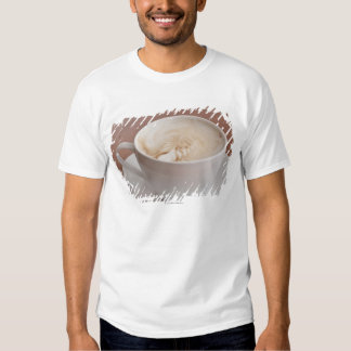 EUA, New York, Nova Iorque, Cappuccino Tshirt