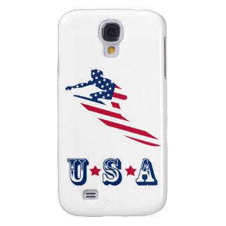 EUA que surfam o surfista americano Galaxy S4 Cases