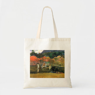 Eugène Henri Paul Gauguin - mulheres e molde Bolsas Para Compras