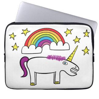 """Eunice o unicórnio - 13"""" a bolsa de laptop do capa para laptop"""