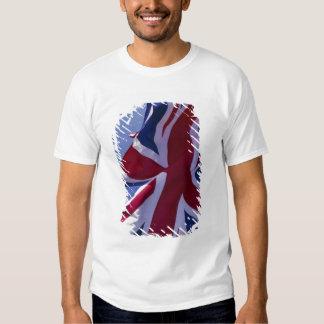 Europa, Inglaterra, bandeira britânica Camiseta