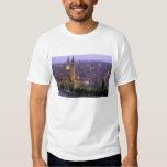 Europa, Italia, Vêneto, Verona. Vista de Castel Camisetas