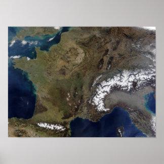 Europa ocidental poster