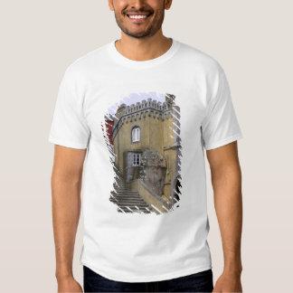 Europa, Portugal, Sintra. O nacional 2 de Pena T-shirt