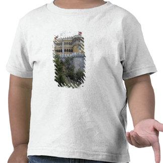 Europa, Portugal, Sintra. O nacional 3 de Pena T-shirt