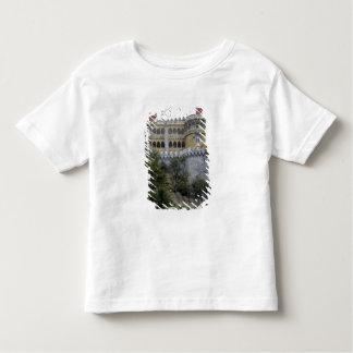Europa, Portugal, Sintra. O nacional 3 de Pena Camiseta