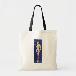 Eva por Cranach D. Ä. Lucas (a melhor qualidade) Bolsa